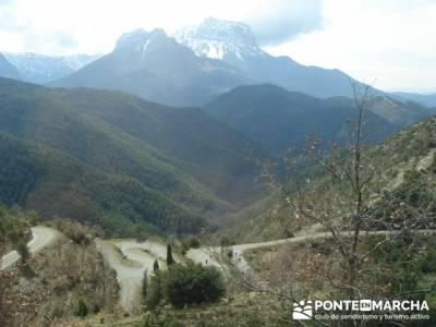 Parque Nacional de Ordesa; senderismo en la sierra de madrid; caminatas por madrid